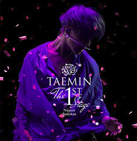 TAEMIN THE 1st STAGE 公式イメージカット