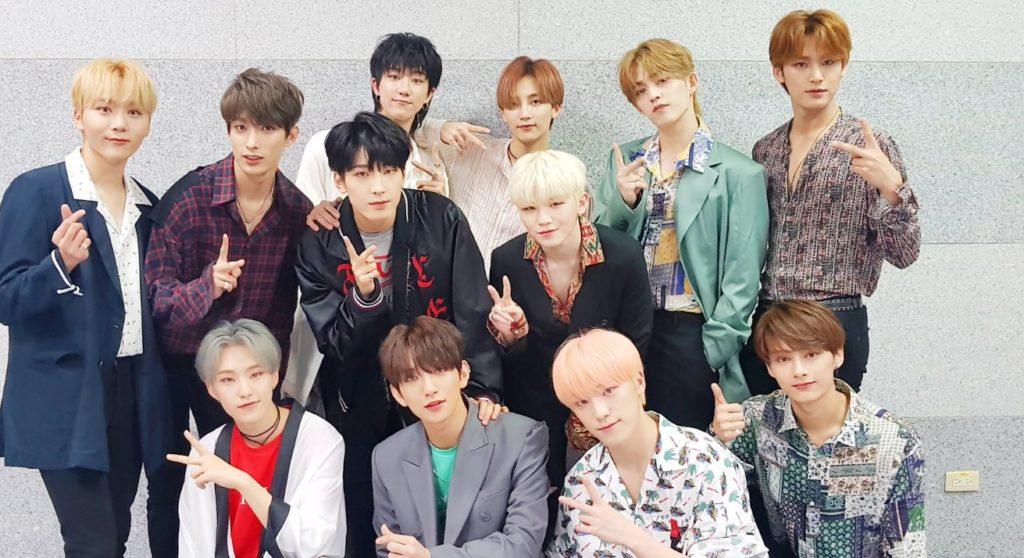 SEVENTEENのメンバー(