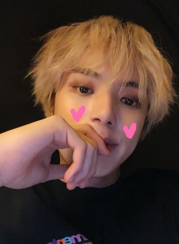 MONSTA X メンバー ミニョク