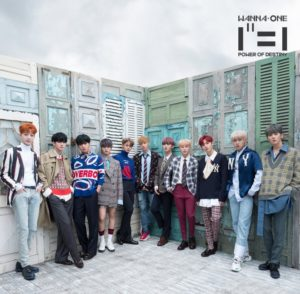Wannaone「1¹¹=1(POWER OF DESTINY)」Romance Ver.