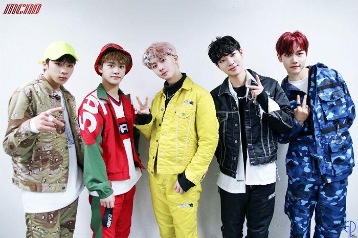 期待の新人K-POPアイドルグループMCNDがTOP GANGをリリースする