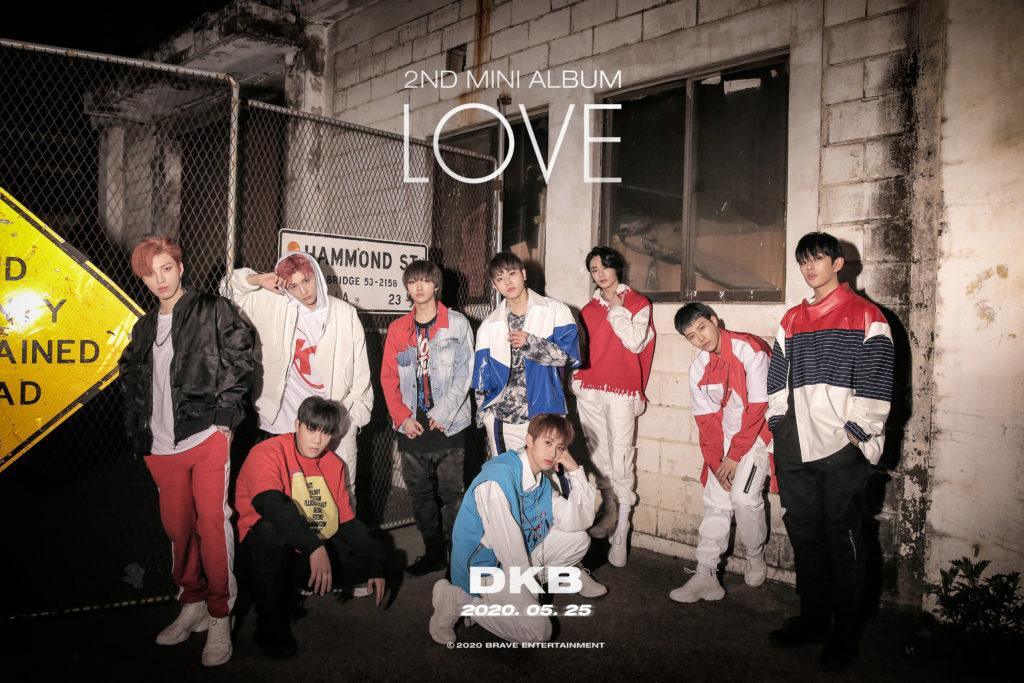 2nd mini album『LOVE』