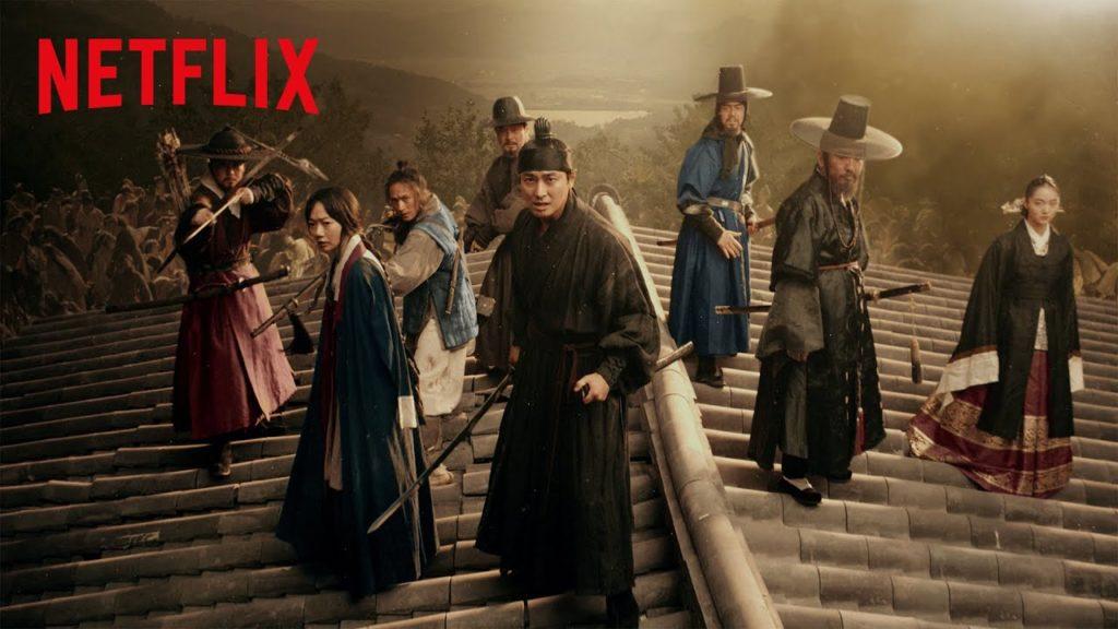 Netflixオリジナルシリーズー韓国ゾンビ時代劇『キンダム』