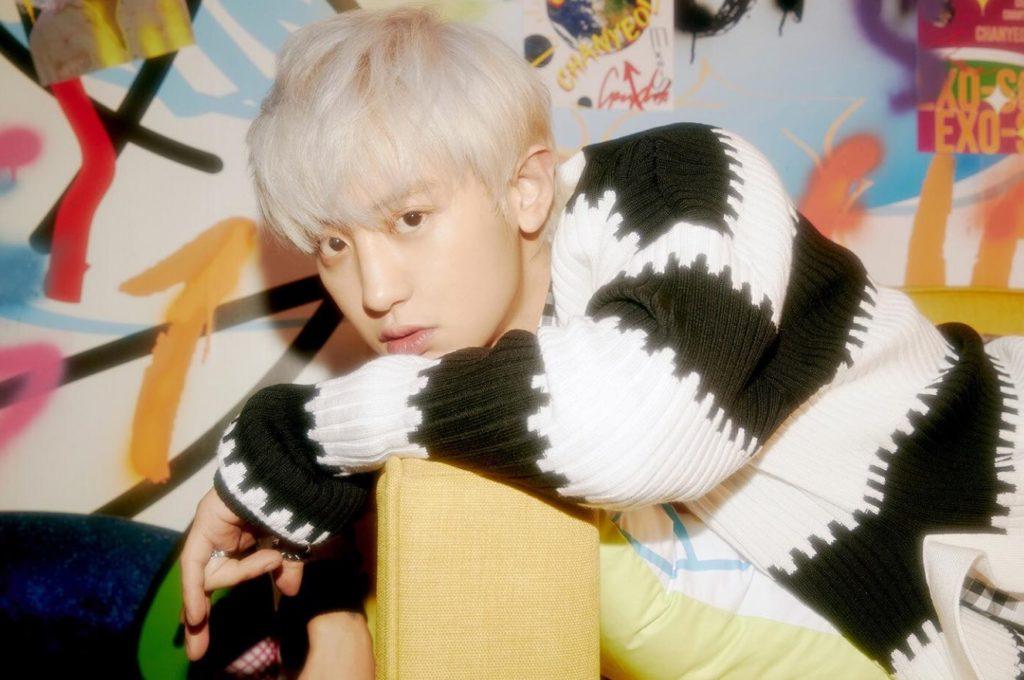 EXOのメンバー チャニョル