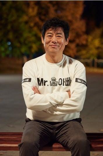 俳優ソン・ドンイル