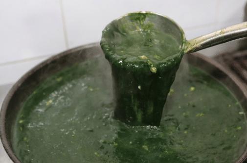 韓国のカプサアオノリ、メセンイ