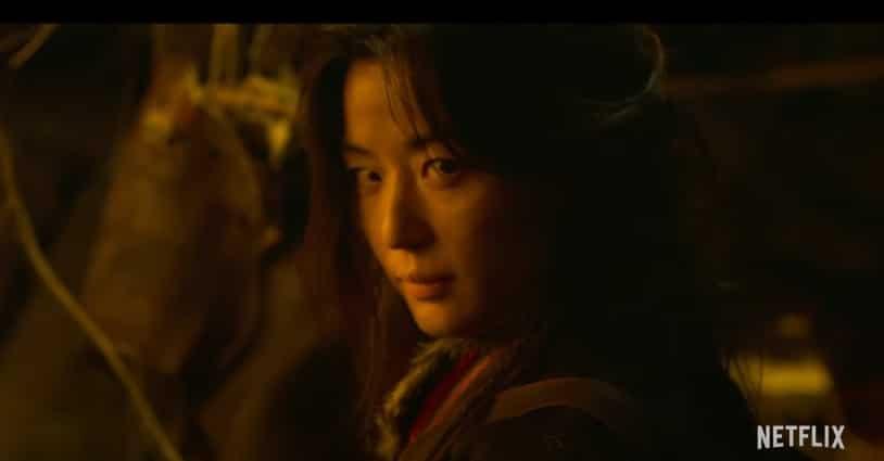 『キングダム』に出演するチョンジヒョン