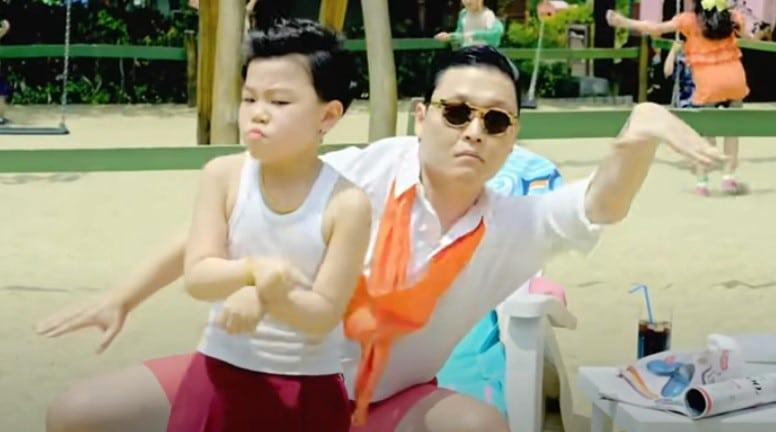 『江南スタイル』で一世風靡したファンミヌ
