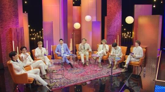 BTSの単独トーク番組『Let's BTS』