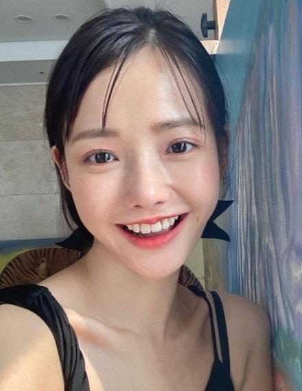 女優ハ・ヨンス