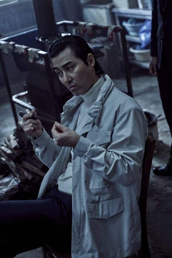 チャ・スンウォンは映画『楽園の夜』で圧倒的なカリスマ性を放った