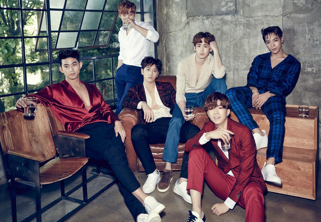 2PMは日韓で絶大な人気を誇る