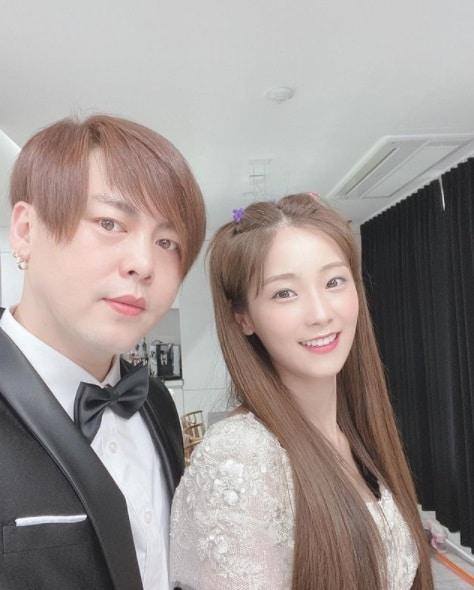 H.O.Tのムン・ヒジュンと結婚したソユル