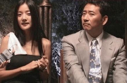チョン・グァンリョルと妻 パク・スジン