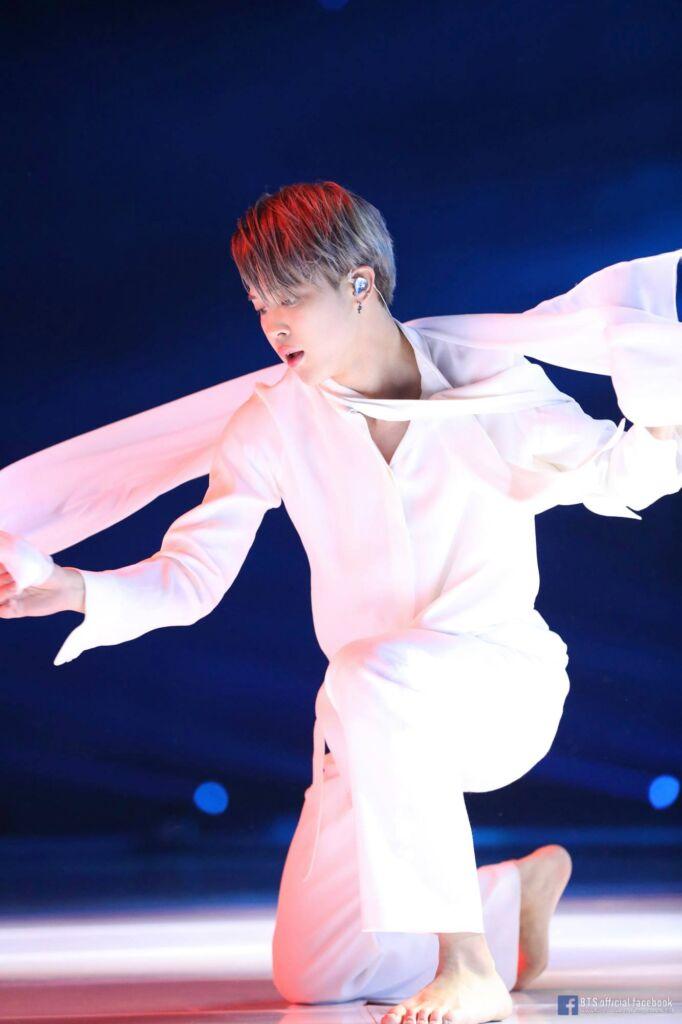 """K-POPアイドルダンサーランキング""で2年連続1位を獲得したジミン"