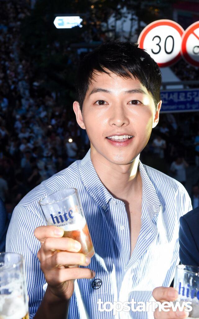 ソン・ジュンギが自身の演じた役で選抜したアイドルグループは『ハイ少年団』