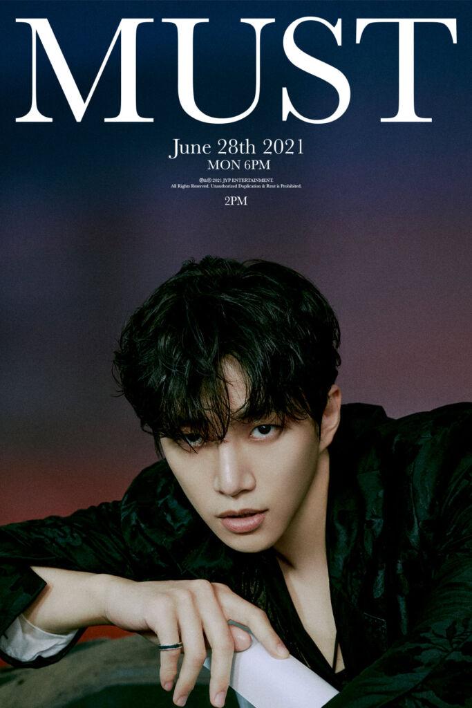 2PMで一番人気と囁かれている、ジュノ