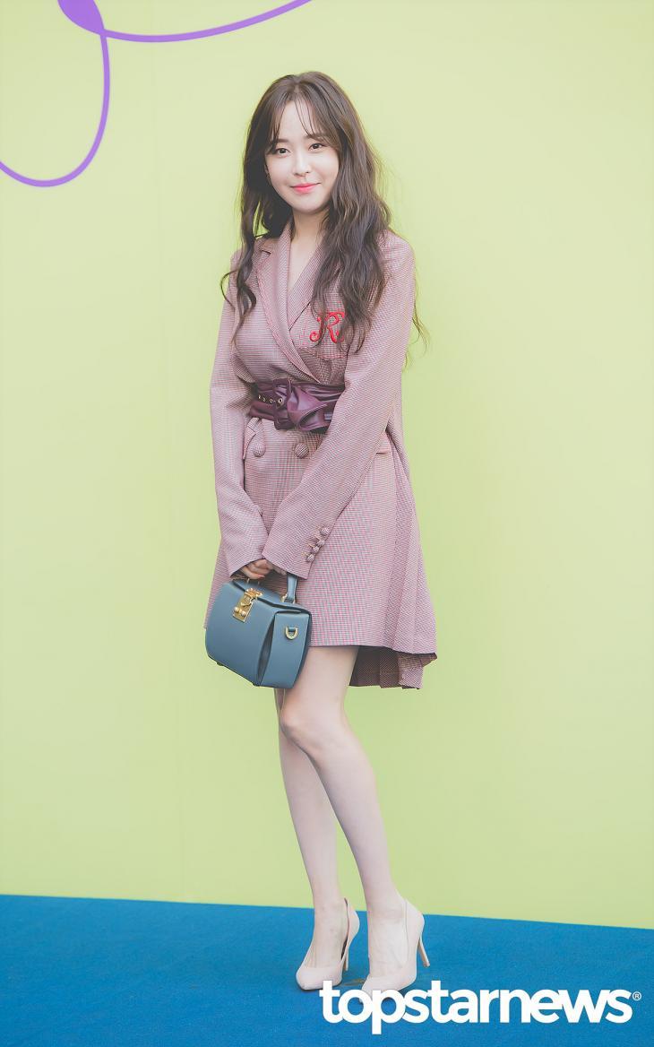 AFTERSCHOOLのメンバー、ユ・ソヨン